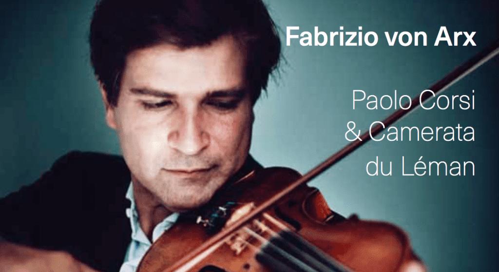 Concerto: Le Violon en folie. 6 Giugno ore 20:00