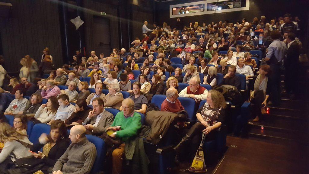 Pubblico cineforum