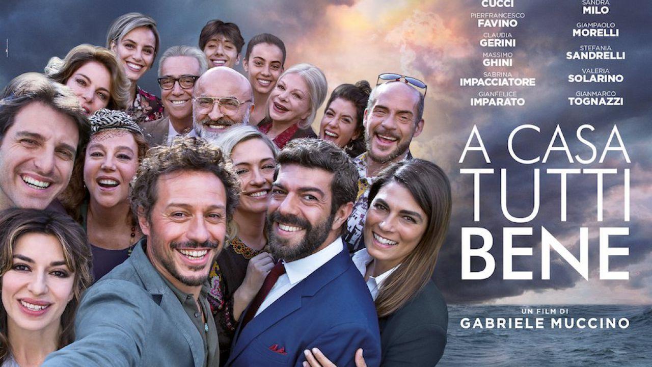 """""""A CASA TUTTI BENE"""" di Gabriele Muccino"""